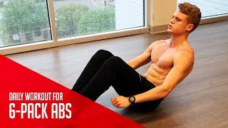7 Minute Ab Workout (6 PACK GUARANTEED!)