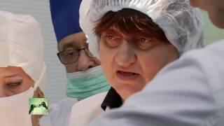 Pregnant Woman 43 old Giving Birth at Hospital