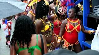 Kadooment Barbados Carnival Street Party 3