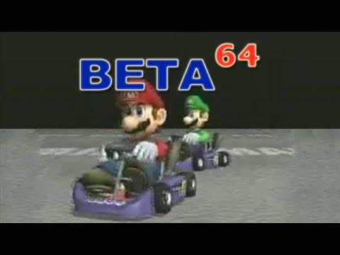 Beta64 Mario Kart Double Dash
