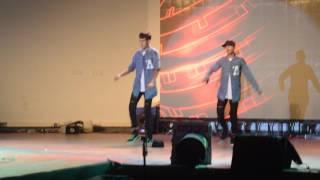 SPANDAN 2k16   DUET DANCE