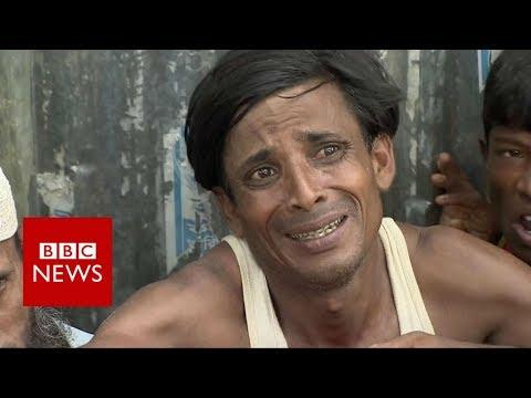 Xxx Mp4 Rohingyas In Bangladesh Desperate For Aid BBC News 3gp Sex