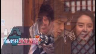 We are in love | Song Ji Hyo & Chen Bolin ep 1 cut [ Pic Moments]