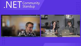 Visual Studio: .NET Community Standup - August 15th, 2019 - VSCode Remote Extensions