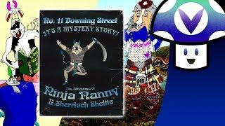 [Vinesauce] Vinny - The Adventures Of Ninja Nanny And Sherrloch Sheltie
