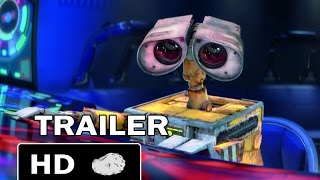 Interstellar and WALL-E Trailer Mash up -- WALL-E 2