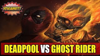 VIDEOCOMIC: DEADPOOL VS GHOST RIDER - Historia Completa
