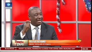 No Govt In Nigeria's History Has Recorded Massive Recovery Of Funds Than Buhari's Govt-- Keyamo