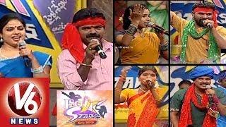 Telangana Special Folk Songs || Folk Star Dhoom Thadaka - 01 || V6 News