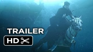 Young Detective Dee: Rise of the Sea Dragon Official Trailer 1 (2013) - Action Movie HD