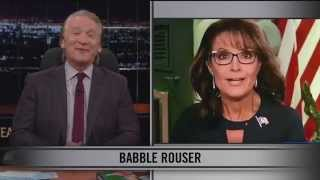Disowning Sarah Palin | Real Time with Bill Maher (HBO)