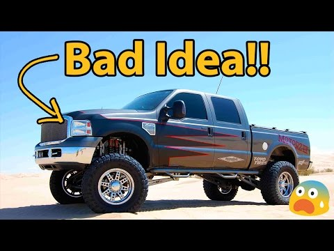 6 Worst Truck Mods Only A Truck Ricer Would Love
