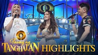 Tawag ng Tanghalan: Vice on having a girlfriend before