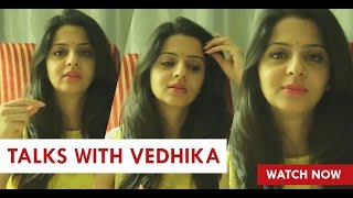 TALKS WITH VEDHIKA - JAMES AND ALICE