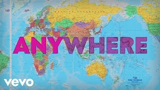 Dillon Francis  Anywhere Official Lyric Video Ft Will Heard