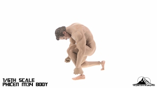 Optibotimus Reviews:  PHICEN M34 Muscular Seamless Body