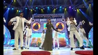 SINGER SUCHITRA & NARESH IYER's amazing performance |#MMAsouth2015