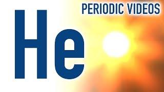 Helium - Periodic Table of Videos
