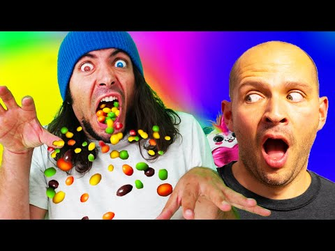 Do NOT Eat This Much Candy Or Else This Will Happen
