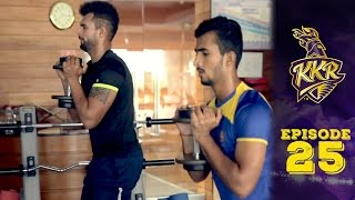INSIDE 2015 KKR EP 25: THE KNIGHTS HIT THE GYM