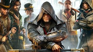 Assassin's Creed Syndicate Full Movie All Cutscenes