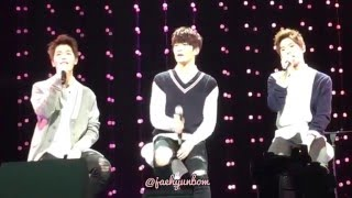 151219 SMROOKIES Vocal line All night
