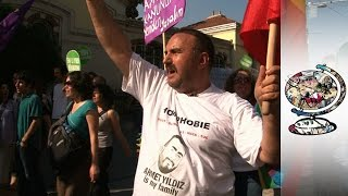 Homosexuals in Turkey Are Still Afraid to Come Out (2010)