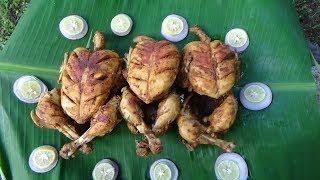 Tandoori Chicken prepared in my Village by Grandma | Village Life