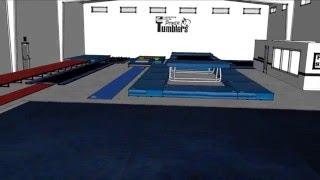 3D Gym Design - Virtual Walk Though