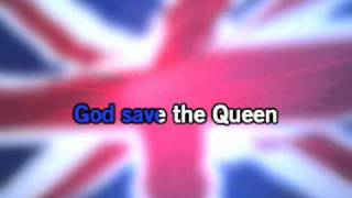 God Save The Queen - Karaoke Instrumental