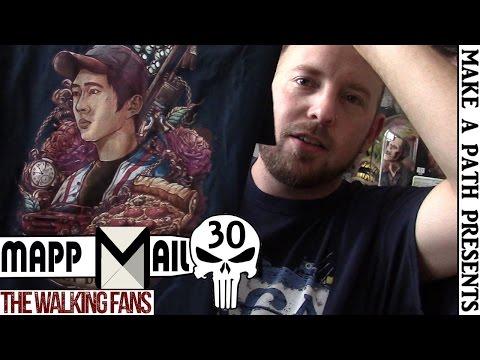 HEY DUMBASS & The Saviors! | THE WALKING FANS | MAPP Mail 30