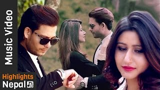 Mahasus - New Nepali Romantic love  Song Official Video 2017/2073 | RK Khatri Ft. Kamal Khatri