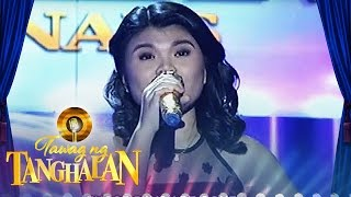Tawag ng Tanghalan: Pauline Agupitan | All By Myself (Round 1 Semifinals)