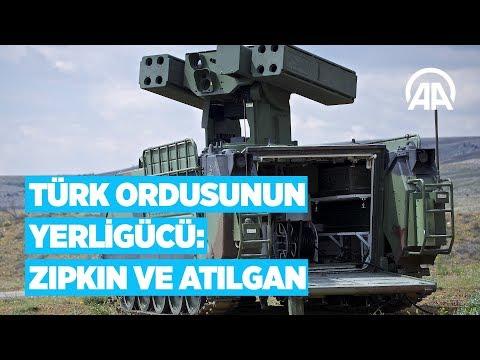 Türk ordusunun yerli gücü: