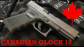 UNBOX: The Canadian Special Edition Glock 19