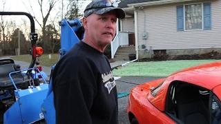 DESTROYING MY DAD'S ANTIQUE CAR PRANK!