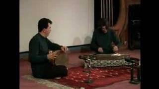 Persian Santoor and Tonbak 1