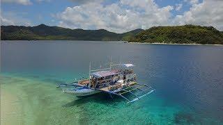 Tao Expedition Philipines by Drone Mavic Pro El Nido - Coron 2017