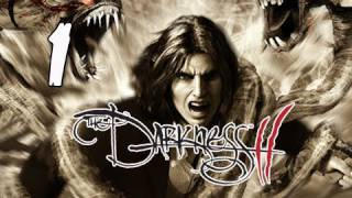 The Darkness 2 Gameplay Walkthrough - Part 1 Embrace the Darkness Jackie PC Let's Play