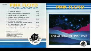 Pink Floyd - Atom Heart Mother - Fillmore West 1970 (BP 065)