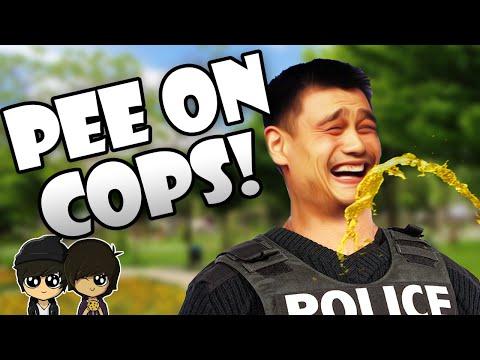 PEEING ON COPS! | Postal 2