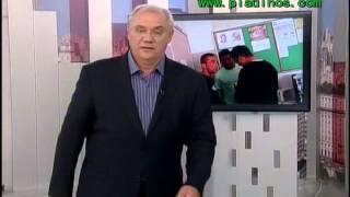 Marcelo Rezende e Percival - Melhores Momentos 21/06/13 Corta pra 18!!!!!