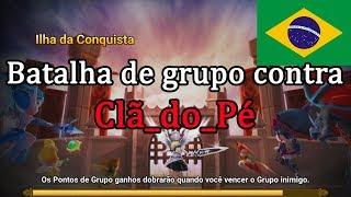 MONSTRO PARA TANKAR EM GvG Clã_do_Pé
