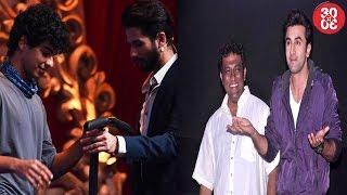 Shahid Advices Ishaan On Linkup Rumours | Anurag To Roll Kishore Kumar Biopic Without Ranbir