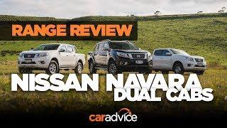 2018 Nissan Navara review: Dual-cab range review