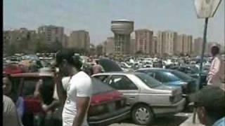 سوق السيارات بمدينة نصر
