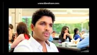nannaku prematho title song allu arjun version