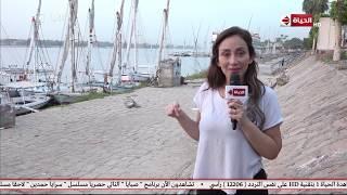 صبايا مع ريهام سعيد - بعد توقف وخراب..السياحة رجعت بفضل السياسة الحكيمة للرئيس السيسي