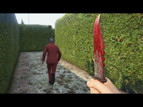 GTA 5 Funny Moments Extremely Scary Hide N Seek