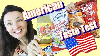 American Taste Test Hawaiian Cotton Candy and more